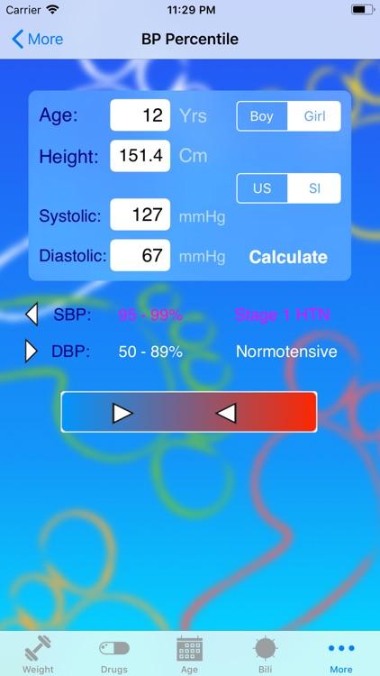 Pedi QuikCalc screenshot-5