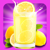 Crazy Lemonade Stand - Icy Fruit Slush Maker Salon