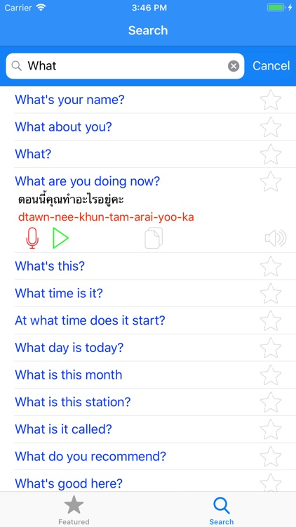 Learn Thai Phrases For Travel screenshot-4