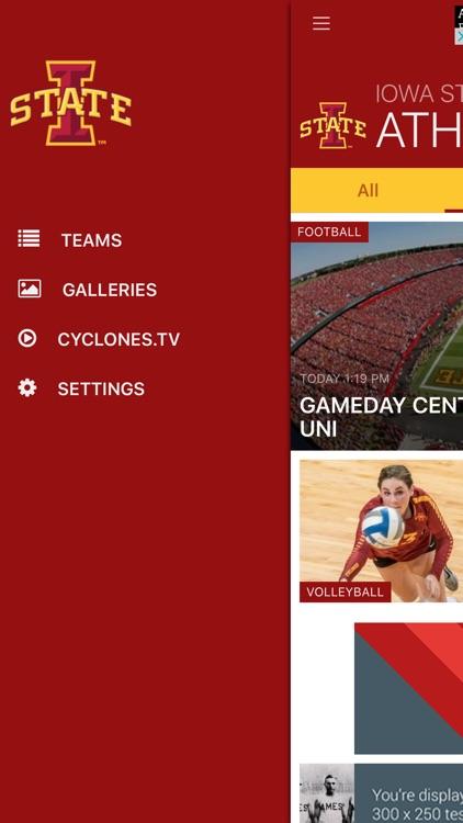 ISU Cyclones screenshot-3
