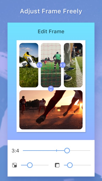 Screenshot for Photo & Video Collage Maker in Poland App Store