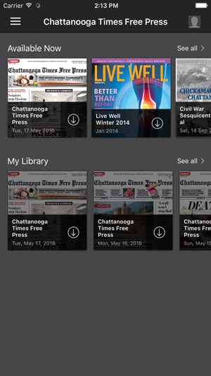 Times Free Press on the App Store