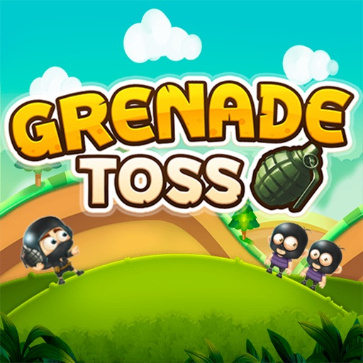 Grenade Toss ® icon
