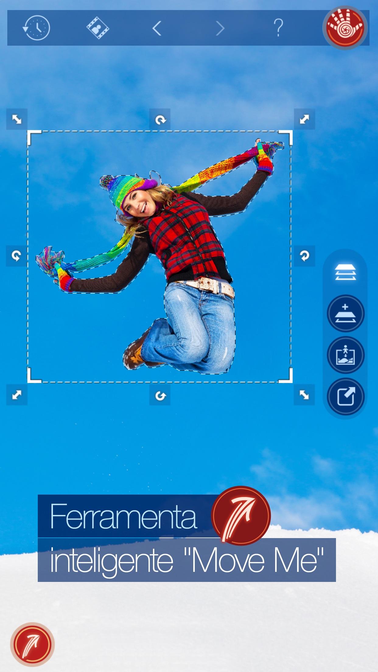Screenshot do app Handy Photo
