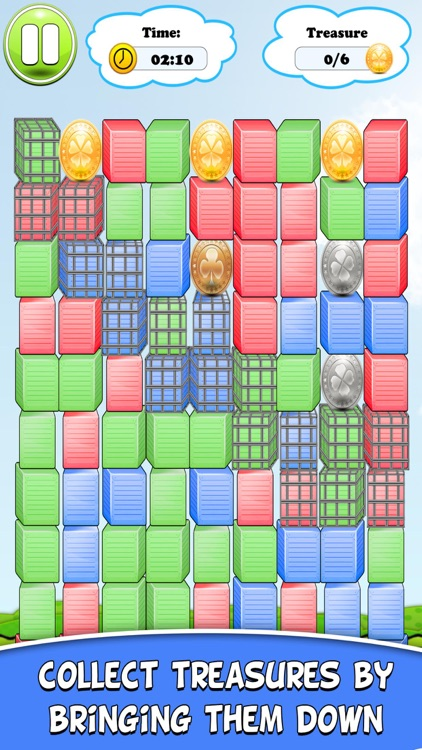 Treasure Blocks Mania screenshot-3