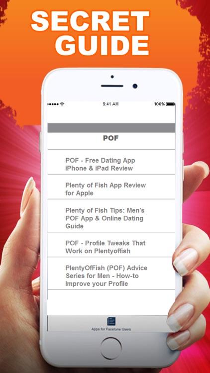 Gratis Dating app för iPad