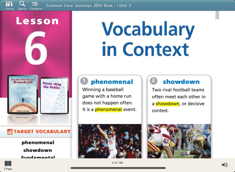 HMH eTextbooks screenshot-2