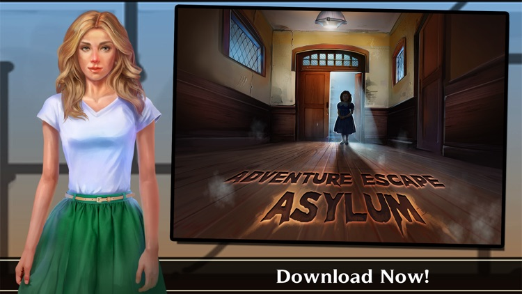 Adventure Escape: Asylum (Murder Mystery Room, Doors, and Floors Point and Click Story!) screenshot-4