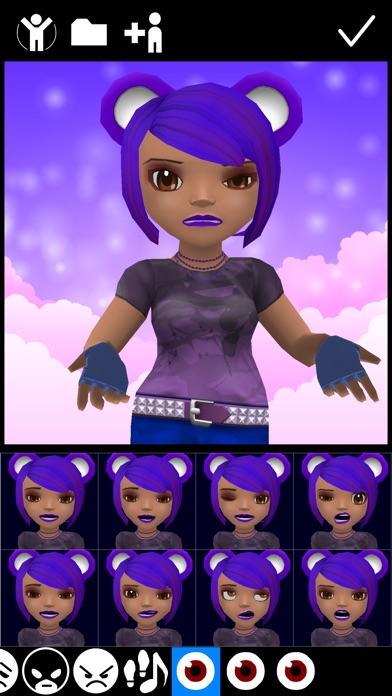 Screenshot #7 for My Talking Avatar Lite
