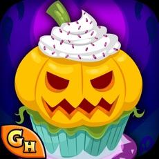 Activities of Cupcake Maker Halloween TOP Cooking game for kids