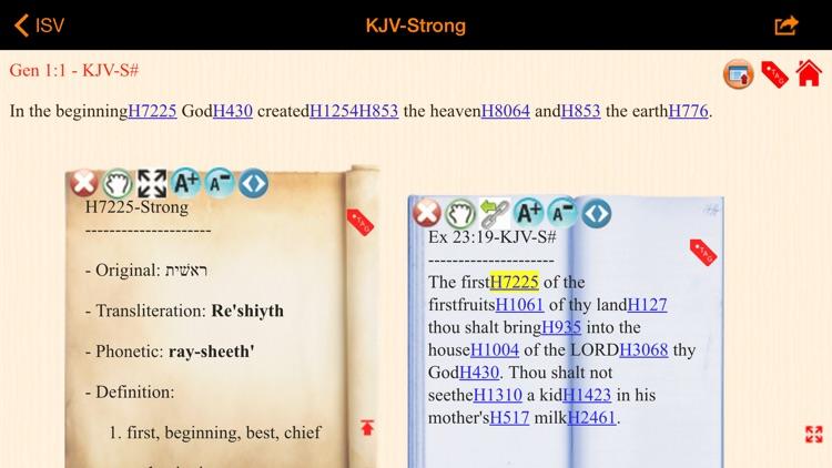 Handy Bible Pro screenshot-4