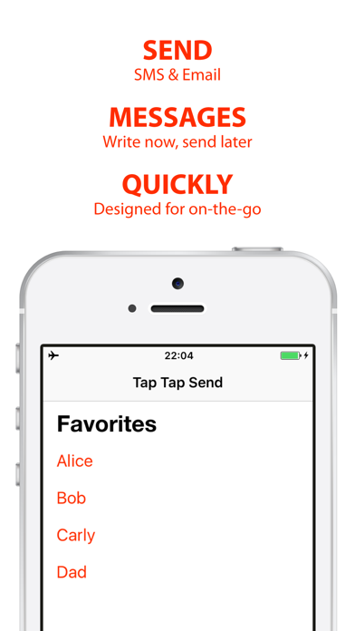 Tap Tap Send Screenshots