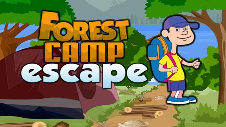 Forest Camp Escape screenshot-0