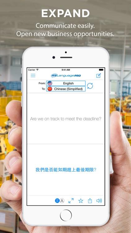 Translate Voice - Language Translator & Dictionary screenshot-3