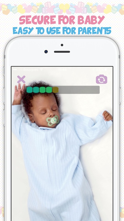 Video Baby Monitor: Smart Camera Surveillance screenshot-3