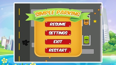 Car Racer Games for Kids - Fun Parking Simulator screenshot three