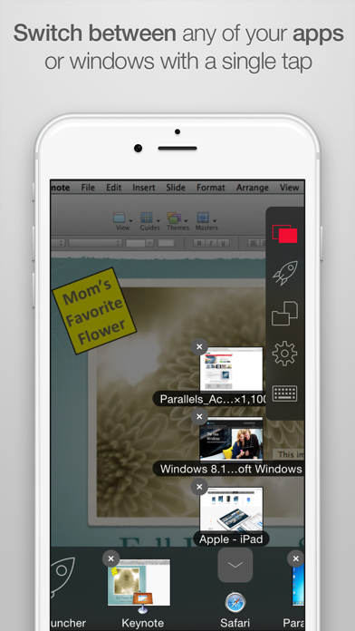 messages.download Parallels Access software