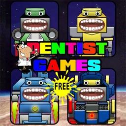 Robot Dentist Game - Robot Warrior Doctor Dentist For Kids Free