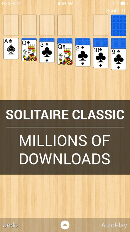 Solitaire Classic screenshot-0
