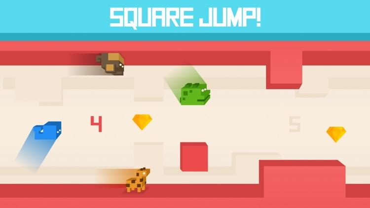 Square Jump! screenshot-0