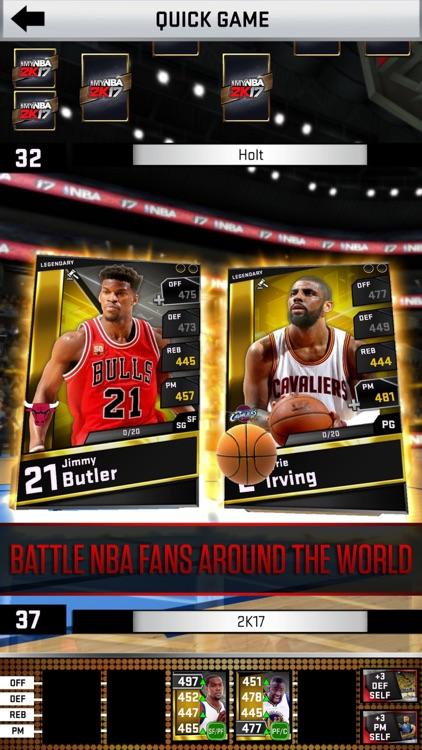 My NBA 2K17 screenshot-4