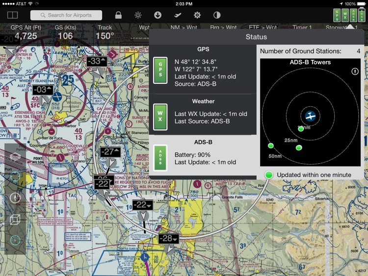 FlyQ EFB screenshot-3