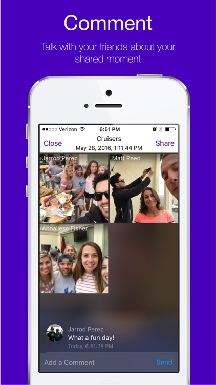 Blink - Synchronized Photos With Your Friends