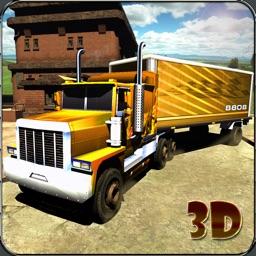 Cargo Truck Drive : Transport Fun Free Goods Game
