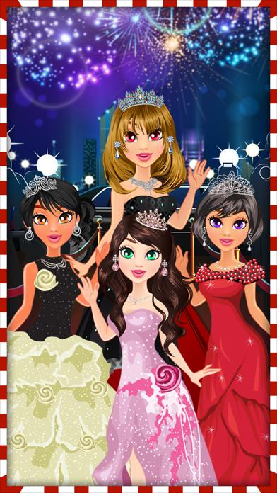 Christmas Celebrity Salon Makeover & Dress up 2016