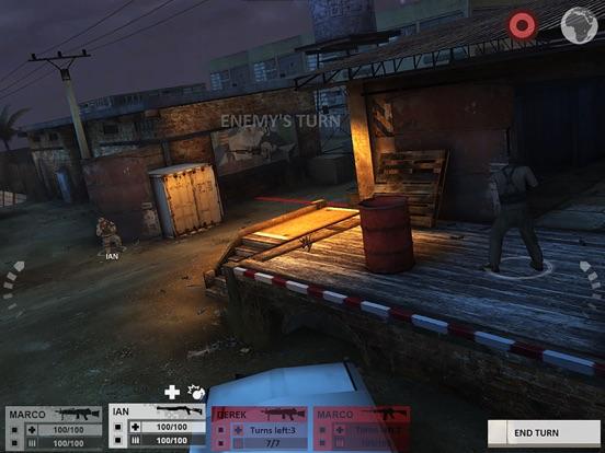 Screenshot #5 for Arma Tactics