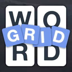 Word Grid - Hidden Crossword Bubbles Puzzle Game