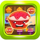 Cupcake Crush Puzzle - Play Sweet Match Game For Free icon
