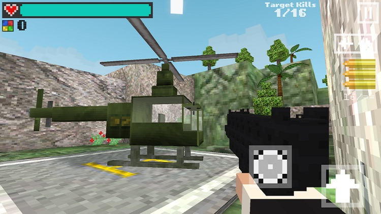 Block Gun Pixel Wars 3D: Team Strike