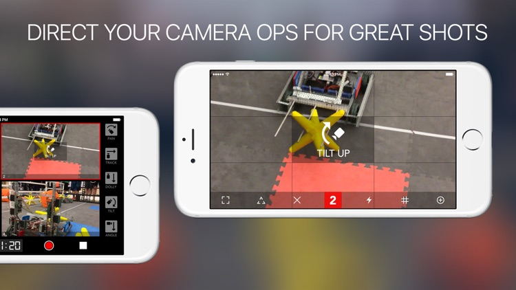 CollabraCam™: Multicam Social Video Production screenshot-3