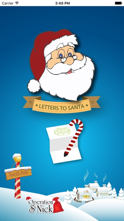 Send Letters To Santa