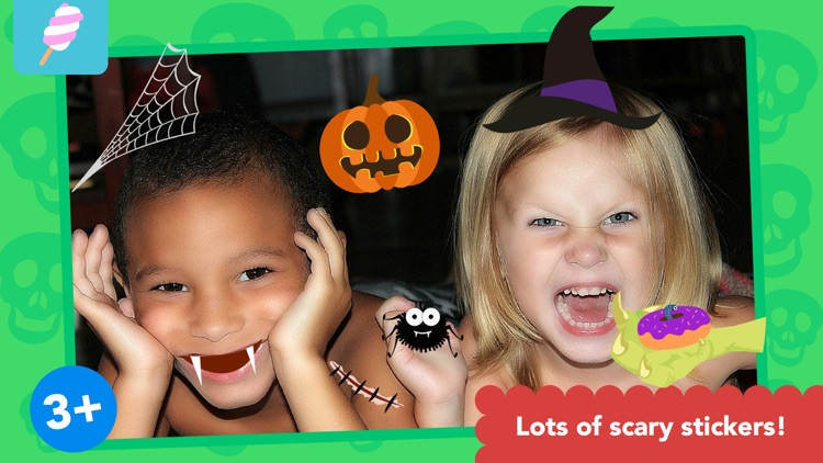Math Tales trick-or-treating: Halloween counting screenshot-3