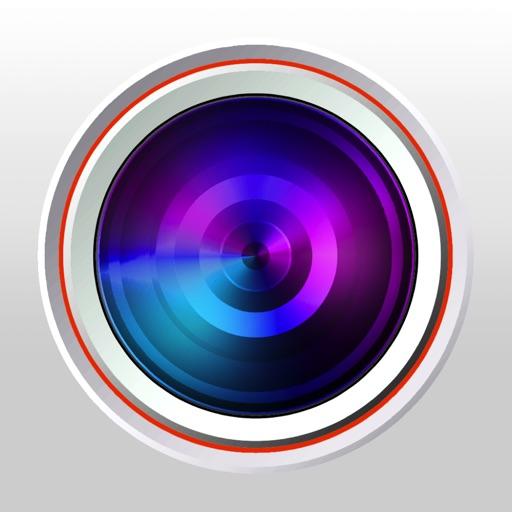静音マナーカメラCapera(シンプル操作 & 高画質)