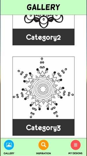 Coloring Book For Adults Pigment Pages Relaxation On The App Store