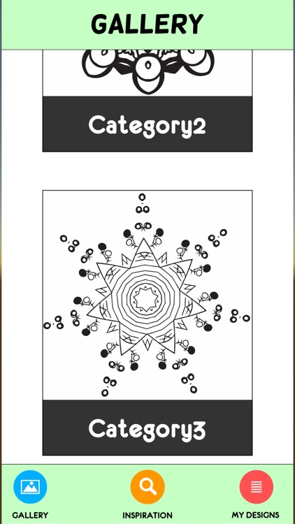 Coloring Book For Adults Pigment Pages Relaxation screenshot-3