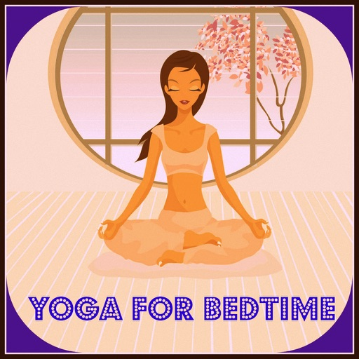iYoga for Bedtime - Feel Free Women Apps icon