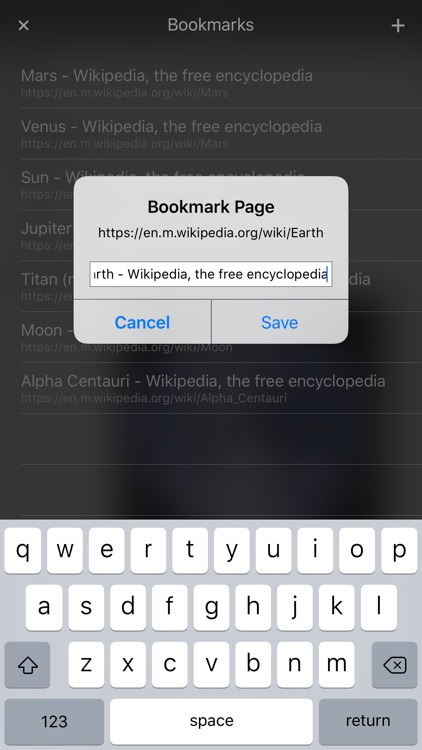 Wiki Pro - New mobile reading and browser tool