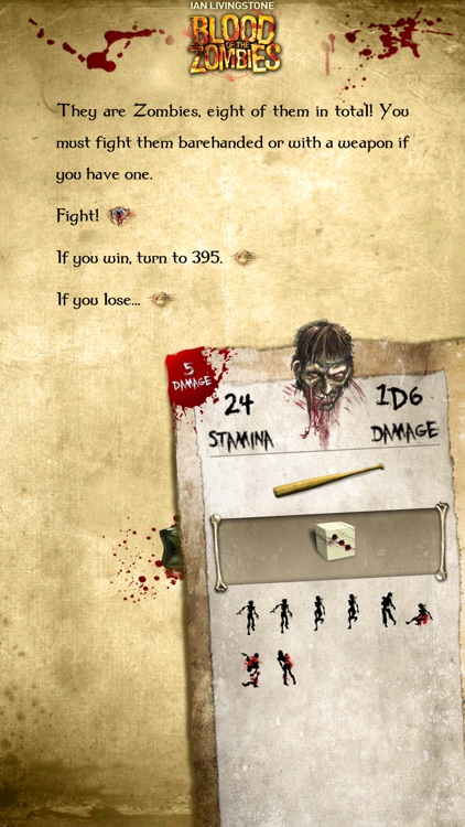 Fighting Fantasy: Blood of the Zombies screenshot-3