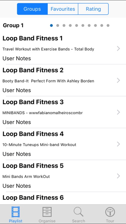 Loop Bands Fitness