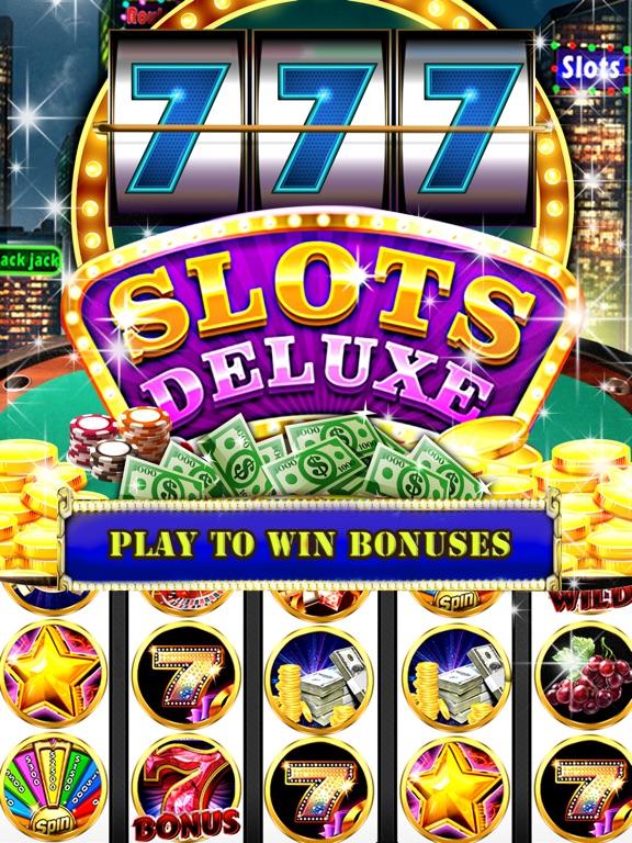 Downtown FORTUNE Slots Machines Free Vegas Casinos-ipad-0