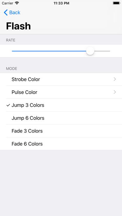 LED Control for Arduino screenshot four