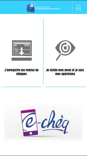 E Cheq Dans L App Store