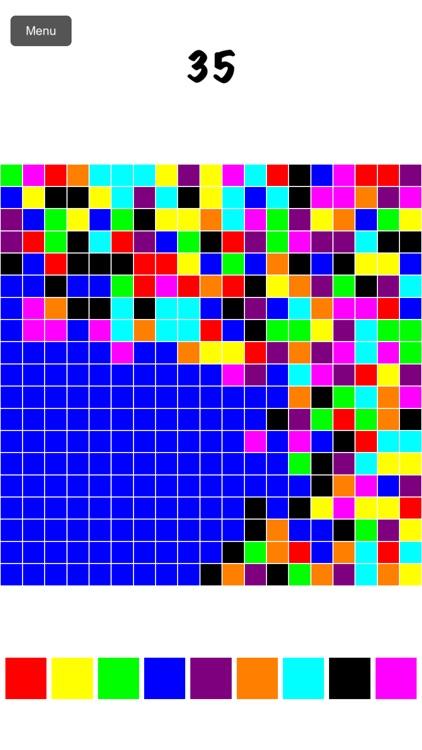 Wow Color Flood