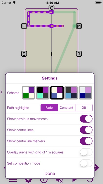 TestPro: FEI Dressage Tests screenshot-4