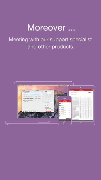 PDF Converter Pro - Convert PDF to Office Formats screenshot-4