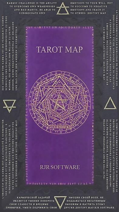 Tarot Map Screenshot 4